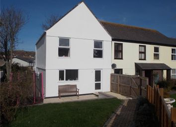 Thumbnail 3 bedroom end terrace house for sale in Trehayes Parc, Little Lane, Hayle