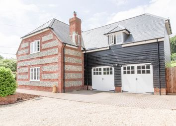 Thumbnail 4 bed detached house for sale in West Winterslow, Salisbury, Wiltshire