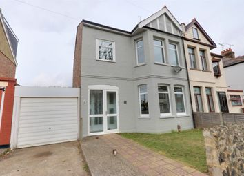 3 bed semi-detached house for sale in Edith Road, Southend-On-Sea SS2
