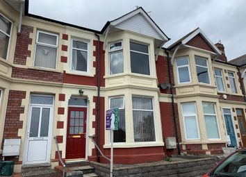 Thumbnail 4 bedroom terraced house for sale in Dock View Road, Barry