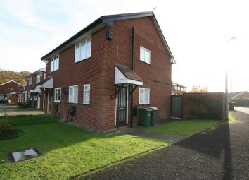 Thumbnail 2 bed semi-detached house for sale in Aylsham Drive, Wirral