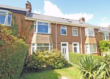 Thumbnail 3 bed terraced house for sale in Eggbuckland Road, Higher Compton, Plymouth
