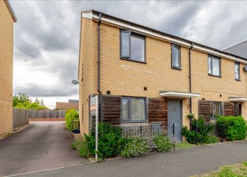 Thumbnail 2 bed end terrace house for sale in Selkirk Drive, Oakridge Park, Milton Keynes
