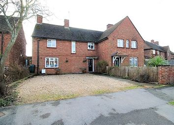 Thumbnail 3 bed semi-detached house for sale in Queen Mary Avenue, South View, Basingstoke