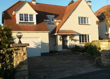 Thumbnail 4 bedroom detached house to rent in Orchard Avenue, Poole