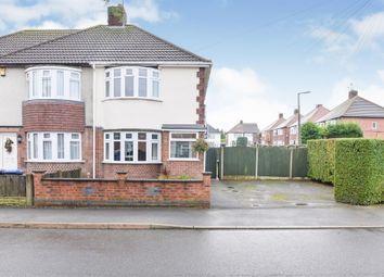 2 bed semi-detached house for sale in Knightsbridge Gardens, Hucknall, Nottingham NG15