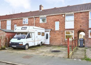 Thumbnail 3 bedroom terraced house for sale in Shorncliffe Avenue, Norwich