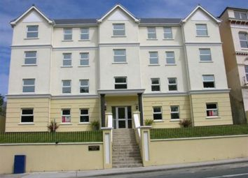 Thumbnail 2 bed flat to rent in Pleasington Villas, Peel Road, Douglas