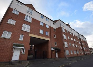 Thumbnail 2 bed flat to rent in Great Northern Road, Derby