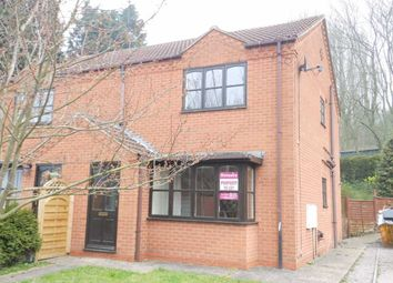 Thumbnail 2 bed semi-detached house to rent in Great Stather Close, Burton, Scunthorpe