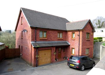 Thumbnail 6 bed detached house for sale in Salem Road, Morriston, Swansea