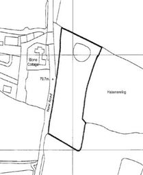 Thumbnail Land for sale in St Hillary