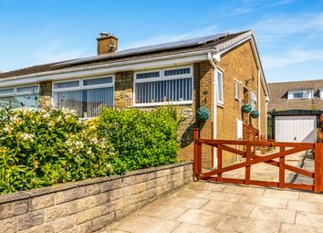 2 bed semi-detached bungalow for sale in Heathmoor Close, Illingworth, Halifax HX2