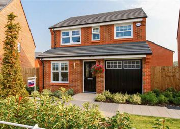 Thumbnail 3 bedroom detached house for sale in Caddies Field, Wellington, Telford