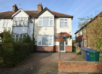 Thumbnail Semi-detached house to rent in Shakespeare Road, London