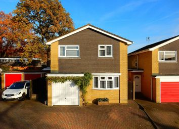 Thumbnail 4 bed detached house for sale in Nursery Close, Frimley Green, Camberley