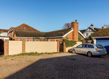 3 bed detached bungalow for sale in Old Bridge Road, Bosham, Chichester PO18