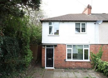 Thumbnail 5 bedroom end terrace house for sale in Powell Road, Coventry, West Midlands