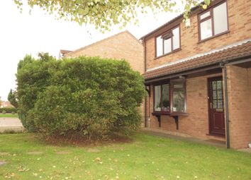 Thumbnail 3 bed semi-detached house for sale in Ancaster Drive, Sleaford