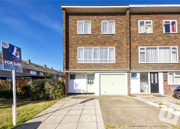 Thumbnail 3 bed end terrace house for sale in Great Gregorie, Basildon, Essex