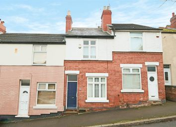 Thumbnail 2 bed terraced house for sale in Dornoch Avenue, Sherwood, Nottingham