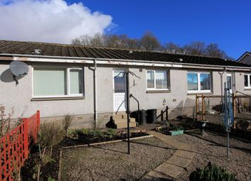 Thumbnail 1 bedroom bungalow for sale in Grahame Terrace, Gilmerton, Crieff