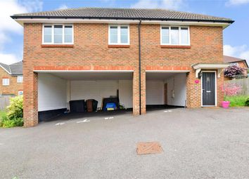 Thumbnail 2 bed detached house for sale in Summerson Close, Rochester, Kent