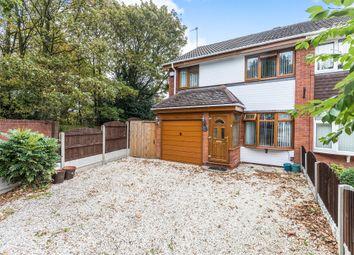 Thumbnail 3 bed semi-detached house for sale in Long Mynd, Hayley Green, Halesowen