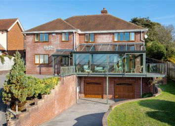 East Gomeldon Road, Gomeldon, Salisbury SP4. 4 bed detached house for sale