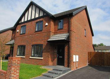 Thumbnail 3 bed semi-detached house for sale in Muter Avenue, Manchester