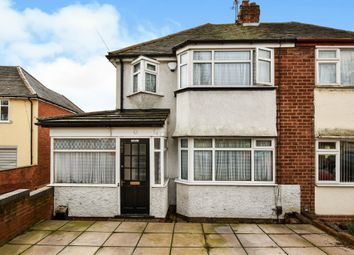 Thumbnail 3 bedroom semi-detached house for sale in Rocky Lane, Perry Barr, Birmingham