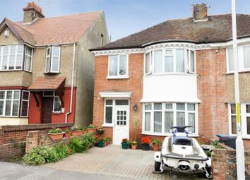 Thumbnail 4 bed property to rent in Wellesley Road, Margate