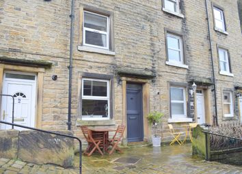 Thumbnail 1 bed terraced house for sale in Church Terrace, Holmfirth