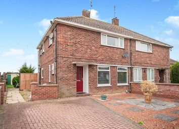 Thumbnail 3 bed semi-detached house for sale in The Crescent, Eye, Peterborough