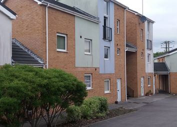 Thumbnail 1 bed flat to rent in Mill Meadow, North Cornelly