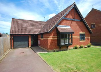 Thumbnail 3 bed detached bungalow for sale in Sandringham Close, Whaplode, Spalding