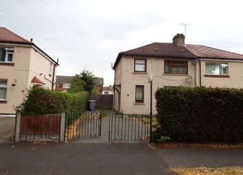 Thumbnail 3 bed semi-detached house to rent in Darlington Avenue, Crewe