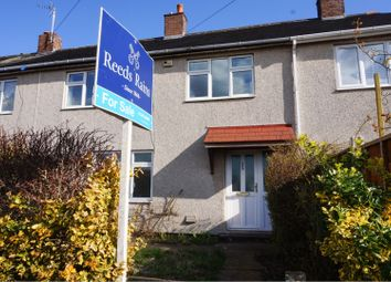Thumbnail 4 bed terraced house to rent in Springfield Crescent, Chesterfield