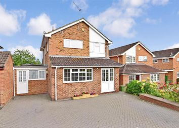 Thumbnail 3 bed detached house for sale in Marston Drive, Maidstone, Kent