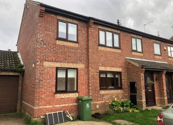 Thumbnail 4 bed semi-detached house to rent in Hurrell Road, Caister-On-Sea, Great Yarmouth