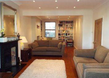 Thumbnail 2 bed terraced house to rent in Dennis Road, East Molesey