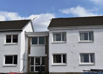 Thumbnail 1 bedroom flat for sale in Braehead Court, Strathaven