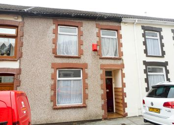 Thumbnail 3 bed terraced house for sale in Maddox Street, Tonypandy