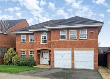 5 bed detached house for sale in Spartan Close, Wootton, Northampton NN4