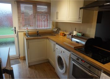 Thumbnail 3 bed terraced house to rent in Station Road, Bristol