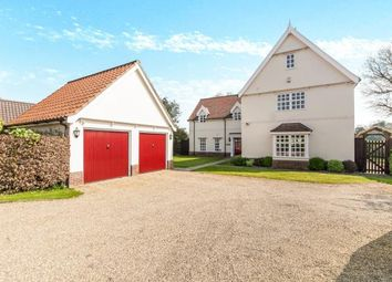 Thumbnail 5 bed detached house for sale in Bentley, Ipswich, Suffolk