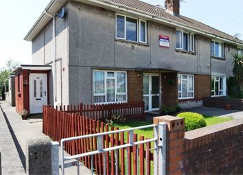 Thumbnail 2 bed flat for sale in Heol-Y-Parc, North Cornelly, Bridgend, Mid Glamorgan