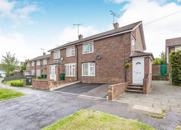 Thumbnail 3 bed end terrace house for sale in Shepherd Close, Southgate, Crawley, West Sussex