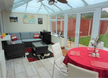 Thumbnail 2 bed semi-detached bungalow for sale in Burghwood Road, Ormesby St Michael, Great Yarmouth