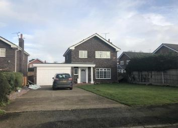 Thumbnail 5 bed detached house for sale in Sheppenhall Grove, Aston, Nantwich, Cheshire